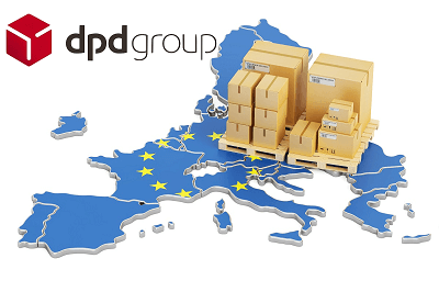 europejskie przesyłki kurierskie DPD