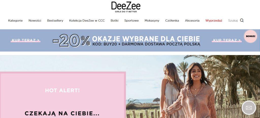 DeeZee sklep internetowy